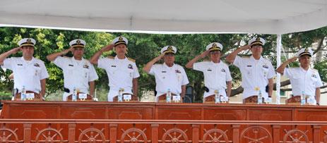 Clausura del II y Apertura del III Curso de Oficiales Técnicos Profesionales de Infantería de Marina Foto_6