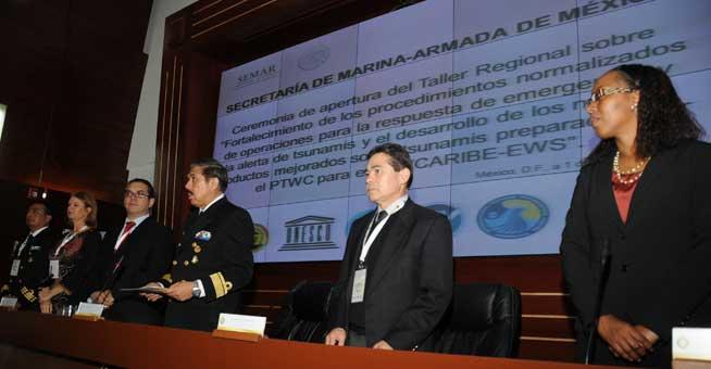 UNESCO Y SEMAR
