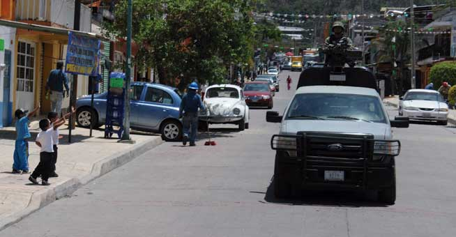 OPERACIN SEGURIDAD MEXIQUENSE
