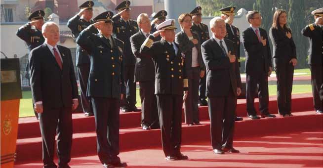 REUNIN TRILATERAL DE MINISTROS DE DEFENSA DE AMRICA DEL NORTE