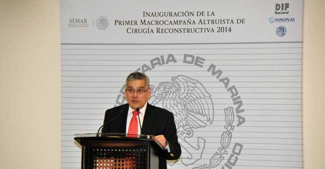 MACROCAMPAA ALTRUISTA DE CIRUGA RECONSTRUCTIVA 2014