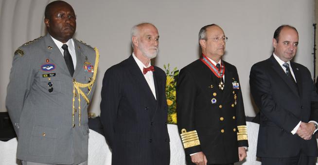 merito naval