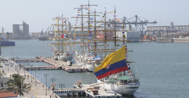 concluye encuentro de grandes veleros