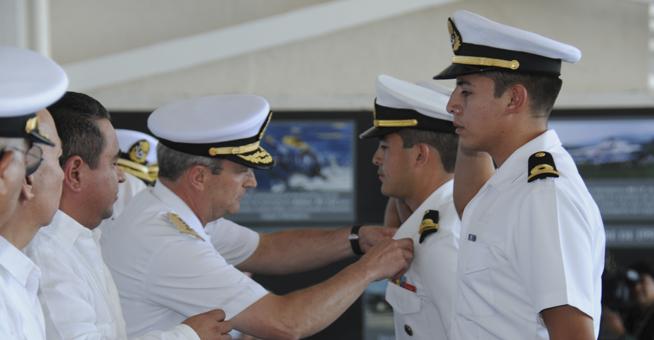 graduacin pilotos navales