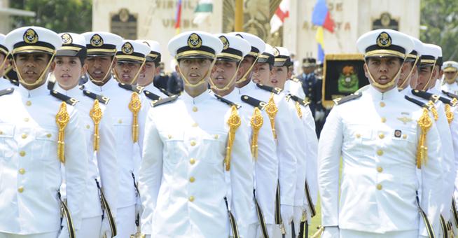 graduacin de cadetes
