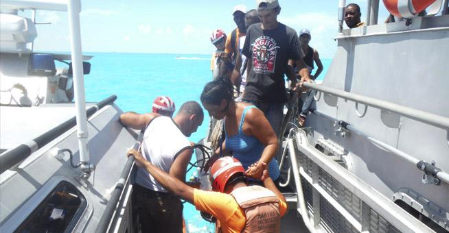 rescate cubanos