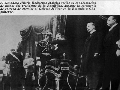 Comodoro Hilario Rodrguez Malpica Segovia